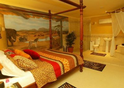 Africa safari Room